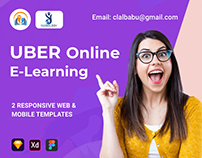 Education e-Learning App
