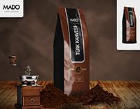Mado Kahve Ambalaj Tasarımları