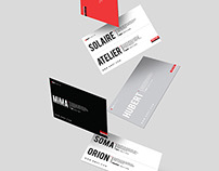 Print Collateral Design | BWET