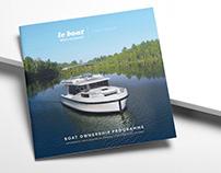 Le Boat - Square Brochure