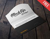 Envelope – 2 Free PSD Mockups