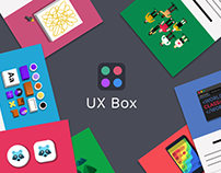 UX Box – All UX methods in a box