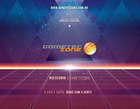 Gameteczone - Banners Evento