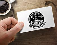 Отрисовка логотипа.
