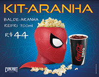 KIT-Aranha Cineart