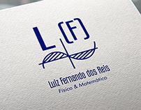Logo LF - Físico & Matemático