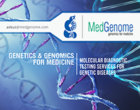 Med Genome - genomics for medicine