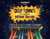 Deep Town's 5th Annual Birthday Junction