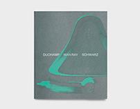 Duchamp, Man Ray, Schwarz