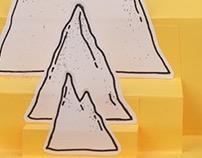 Mountain Pop-up