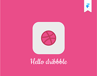 My First Dribbble Shot (2016)