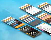 Tigerair website redesign