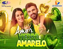 Copa + Dia dos Namorados CSB