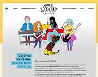 Girls Rock Camp - Curitiba