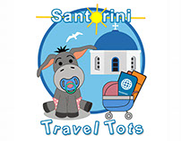 Santorini Travel Tots New Website