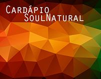 Soul Natural (cardápios)