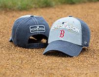 2017 MLB On-Field Postseason Headwear