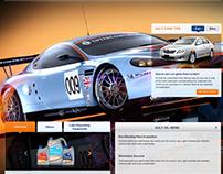 Gulf Oil Website Revamp