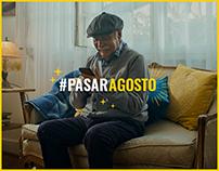 Lipigas - #PasarAgosto
