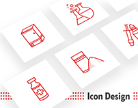 Icon Illustration & UI Design