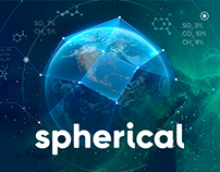 Spherical: design support for startup & UX/UI solutions