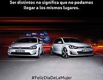 Women's Day for Volkswagen