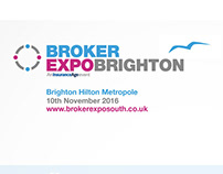 BROKER EXPO BRIGHTON