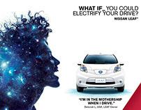 Nissan – Global Leaf Launch