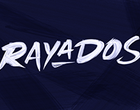 Rayados Poster Art