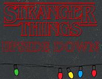 Stranger Things | S1 - Final Episode Infographics