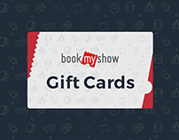 Gift Cards | BookMyShow