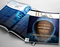 MF Bank - layout design