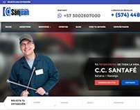 Website: Tecnicentro San Juan
