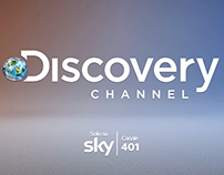 Discovery Channel 2015 Reel