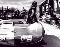 1962 Corvair Monza SS Roadster