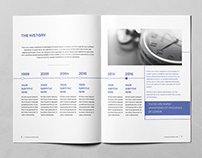 Indigo Business Brochure