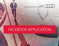 Découvrez  l'Audi qui vous correspond - Audi Algérie