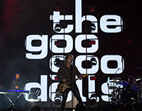 The Goo Goo Dolls @MEO Marés Vivas 2018   2018.07.20