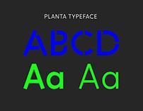 PLANTA Type Design