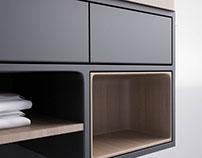 Sink Cabinet- SG047