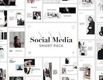 Smart Social Media Pack