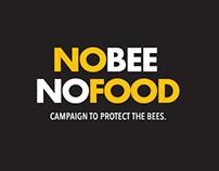 No Bee No Food Campaign