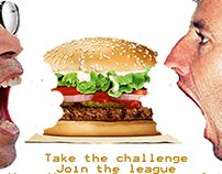 The Grand Burger League (A campaign strategy)
