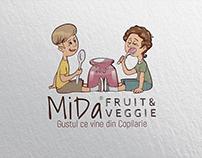 Branding For MIDA
