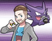[Commissions] Pokémon Trainers!