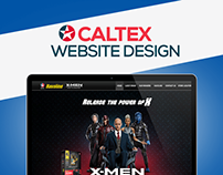 Caltex Pakistan website
