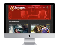 Cinema Lounge Site | Innovative Comparison Seating