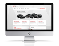NYNJ Car Service Website