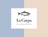 La Carpa - Visual identity & branding