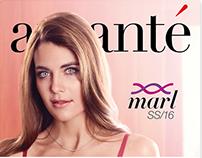 amanté - Marl/SS16